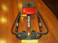 Rowing machine excersizer in good condition - 5 settins