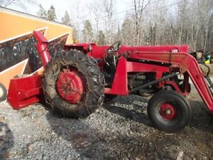 165 Massey up for trade