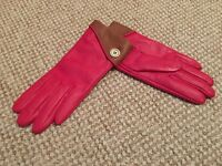 Ted Baker Leather Gloves