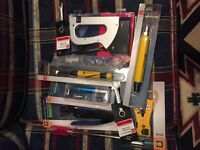 Telephone/cable T.V tools