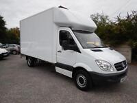 Mercedes-Benz Sprinter 2.1 CDI 313 2dr LWB Luton Box with Tailift,
