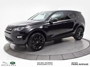 2016 Land Rover Discovery Sport HSE LUXURY   MAGS 20'' NOIR