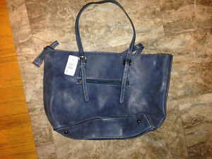 Purse- Never used- DAVID JONES-medium blue London Ontario image 1
