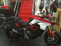 DUCATI MULTISTRADA 1200 PIKES PEAK 2016 1 OWNER FULL HISTORY WITH EXTRAS !!