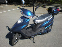 TT501 eBike with a FREE HELMET NEW 2016 Models just came in