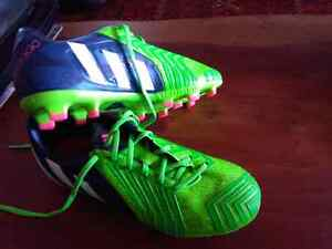 Soccer cleats - Adidas Absolado instinct - size 6, brand new!
