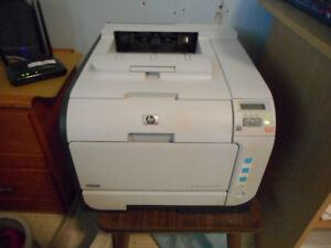 HP Color LaserJet printer - Woodstock area