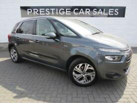 2015 Citroen C4 Picasso 1.6 e-HDi Exclusive+ 5dr Diesel grey Manual