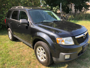1owner 2012 Mazda Tribute  all wheel dr leather sunroof no rust