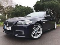 2012 12 BMW 5 SERIES 2.0 520D M SPORT TOURING 5D AUTO 181 BHP DIESEL