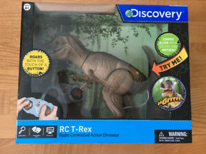 Radio Controlled T-Rex - New in Box
