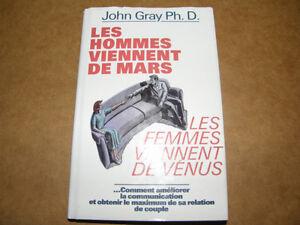 Les Hommes viennent de Mars Les Femmes viennent de Vénus - 10$
