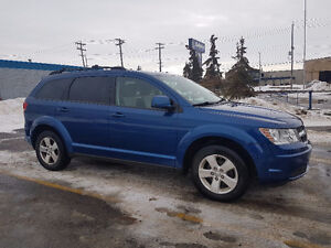 2009 Dodge Journey SXT SUV Seats 7 Low KM with Tow Package