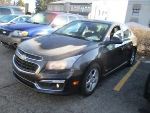 2016 Chevrolet Cruze Limited 1LT COMING SOON!