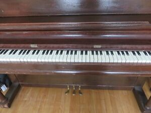 UPRIGHT GRAND PIANO