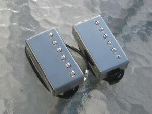 Gibson humbucker pickup set...Upgrade pour Epiphone Les Paul etc