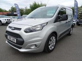 2015 15 FORD TRANSIT CONNECT 1.6TDCI L2 TREND PV 220 DIESEL