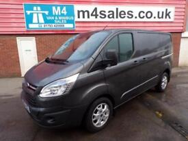 Ford Transit Custom 270 LIMITED L/R SWB E-TECH A/C