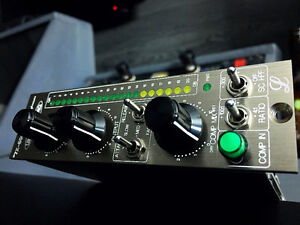 Lindell Audio 7X-500 (500 Series 1176 Style Compressor)