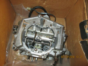 DODGE/PLYMOUTH 318, 4 BBL LIKE NEW CARTER THERMOQUAD CARBURETOR
