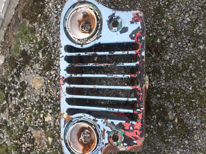 1953 Jeep Willy's Front Grill Cornwall Ontario image 1