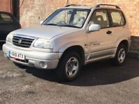 2001 Suzuki Grand Vitara 1.6 SE Estate 3dr