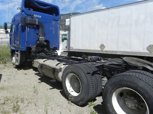 MASSET SERVICES IS SELLING... 2007 Freightliner Argosy.