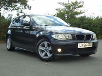 BMW 118 2.0 auto 2006MY i SE Alloys Aircon Full Leather Cd Player