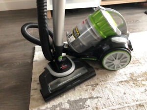 Bissell Bagless Canister Vacuum Cleaner with Motorized Brush $90