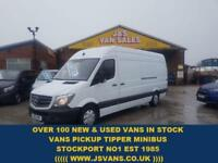 2015 15 MERCEDES-BENZ SPRINTER 313 CDI LONG WHEEL BASE 2015/15 REG COMMS