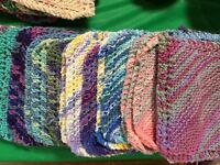 LAVETTES NEUVES /  New dishcloths