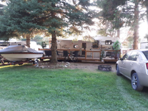 5th wheel trailer camper for sale