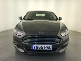 2015 FORD MONDEO TITANIUM TDCI DIESEL SAT NAV 1 OWNER FORD SERVICE HISTORY