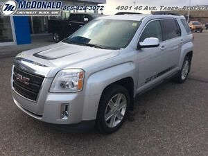 2011 GMC Terrain SLT-1   LEATHER! ALL-WHEEL DRIVE! SUNROOF!