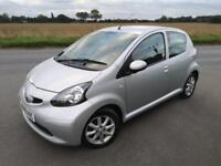 TOYOTA AYGO 1.0 PLATINUM A/C *SUPER LOW MILEAGE 31K *FULL HISTORY *IMMACULATE*