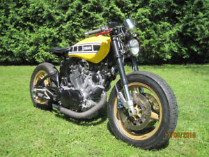 Cafe Racer Yamaha XV 750 1983