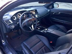 2014 Mercedes-Benz E-Class E350 4matic Coupe (2 door)