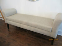 RÉCAMIER - DAYBED - FAINTING COUCH - CHAISE LOUNGUE - BANC-BENCH