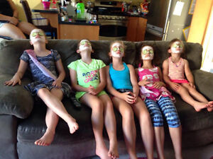 In Home Birthday Spa Party for your little princess London Ontario image 5