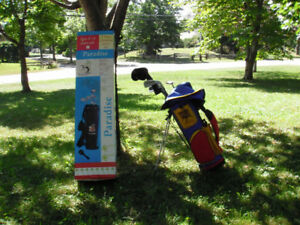 Ensemble de Golf Junior (9-13 ans) @ 50%