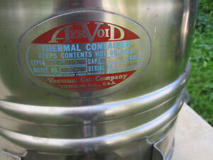 3 Gallon Stainless Steel Thermal Beverage or Water Container Kingston Kingston Area image 2