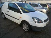 2007 Ford Fiesta 1.4TDCi Van White Only 86K 2Owners Excellent Condition
