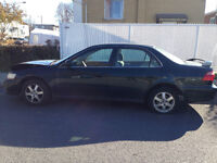 2000 Honda Accord Berline
