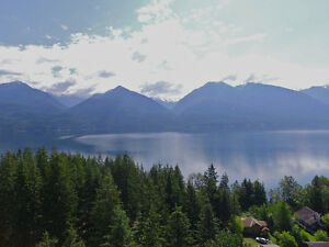 3 View Lots For Sale in Mirror Lake, Kaslo BC