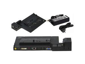 Lenovo Dockingstation 4337 T410 | T420 | T430 mit 90W Netzteil
