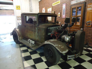1929 Essex Rat Rod