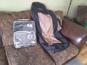 Coveralls seat covers