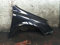 VAUXHALL ASTRA H DRIVERS SIDE WING