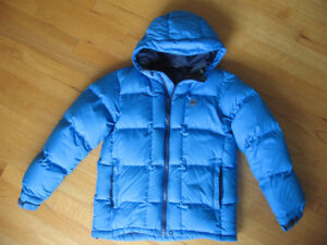 MEC Youth Insulated Down Winter Jacket (size 12)