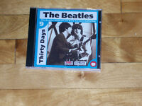 The Beatles - Thirty Days - 9 Album Collection Rare Russian CD!